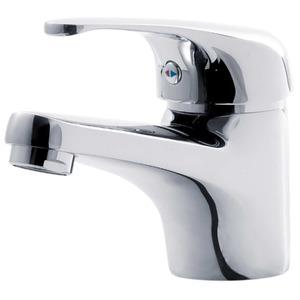 Misturador Monocomando para Banheiro Mesa Bica Baixa Cromado Balaton 255A025B Sensea