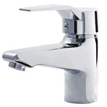 Misturador Monocomando para Banheiro Mesa Bica Baixa Cromado Laon 12215-BR Sensea