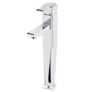 Misturador Monocomando para Banheiro Mesa Bica Alta Cromado Paris SD80173A-BR Sensea