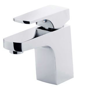 Misturador Monocomando para Banheiro Mesa Bica Baixa Cromado Reims 12224-BR Sensea