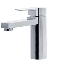 Misturador Monocomando para Banheiro Mesa Fixa Baixa Cromado B&W B5000CCCR0 Celite