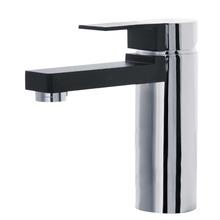 Misturador Monocomando para Banheiro Mesa Fixa Baixa Cromado/Preto B&W B5002CCCP0 Celite