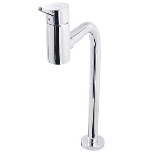 Misturadores Monocomando para Banheiro Mesa Bica Fixa Alta Cromado Lóggica 574706 Docol