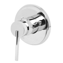 Misturadores Monocomando para Banheiro Parede  Cromado Axis 2993C73 Deca