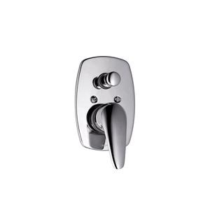 Misturadores Monocomando para Banheiro Parede  Cromado Civic 2994 CI CR Fabrimar