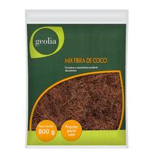 Mix Fibra de Coco 800g Geolia