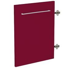 Módulo 1 Porta sem Prateleira Vermelho Remix Móveis Bechara
