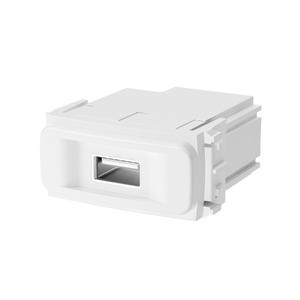Módulo Carregador USB Branco Composé WEG