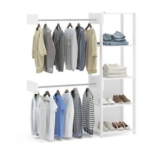 Módulo Closet Branco 180x153,5x47,5cm Rivera Politorno