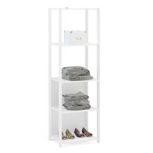 Módulo Closet Branco 180x53,7x47,5cm Rivera Politorno