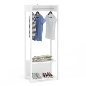 Módulo Closet Branco 180x90,2x47,5cm Rivera Politorno