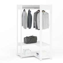 Módulo Closet Branco 180x90,6x90,2cm Rivera Politorno
