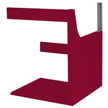 Módulo Complementar 45x46cm Vermelho Remix Móveis Bechara