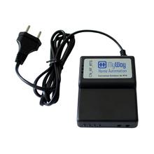 Módulo Conversor Emissor de RTS Persiana Wireless CN-RF-RTS MyWay Domótica