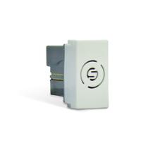 Módulo de Campainha para Cigarra Branco Stella Steck