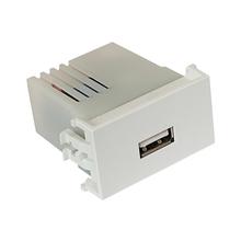Módulo de Carregador USB Bivolt 1,5A Ilus Siemens