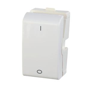 Módulo de Interruptor Bipolar Simples Branco Orion Schneider