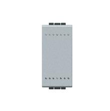 Módulo de Interruptor Intermediario 16A 250V Aluminio LivingLight Bticino