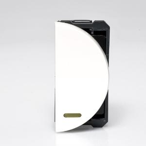 Módulo de Interruptor Paralelo LED Inferior Branco Arteor Pial Legrand
