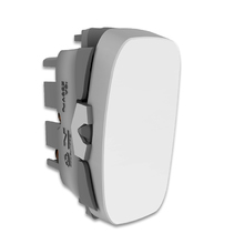 Módulo de Interruptor Simples 10A Branco Gracia Alumbra