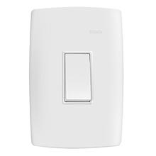 Módulo de Interruptor Simples Branco S30 ou S35 Simon