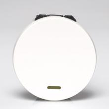 Módulo de Interruptor Simples LED Branco Arteor Pial Legrand