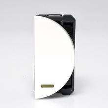 Módulo de Interruptor Simples LED Inferior Branco Arteor Pial Legrand