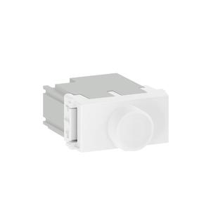Módulo Dimmer Rotativo 300W/127V Branco Refinatto WEG