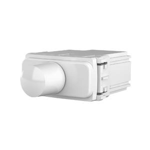 Módulo Dimmer Rotativo 600W/220V Branco Composé WEG