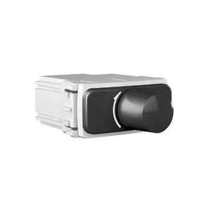 Módulo Dimmer Rotativo 600W/220V Preto Composé WEG