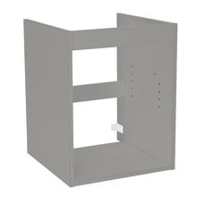 Módulo Inferior 45x46cm Cinza Remix Móveis Bechara