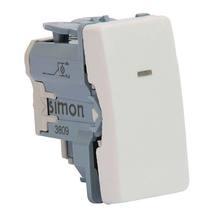 Módulo Interruptor 27 Play Branco - Simon