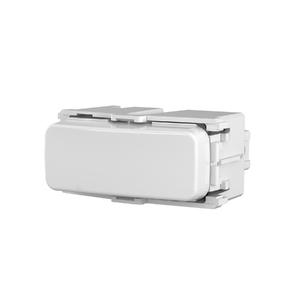 Módulo Interruptor Bipolar Paralelo 10A/250V Branco Composé WEG