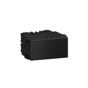Módulo Interruptor Bipolar Paralelo 10A/250V Preto Refinatto WEG