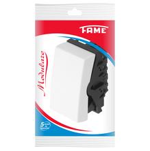Módulo Interruptor Intermediário 10A 250V Branco Modulare Fame