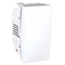 Módulo Interruptor Unica Plus Branco - Schneider