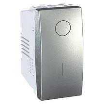 Módulo Interruptor Unica Top Alumínio - Schneider