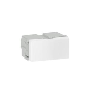 Módulo Pulsador Universal 10A/250V Branco Refinatto WEG