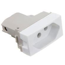 Módulo Tomada 2P+T 20A Vivace Branco - Siemens