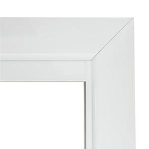 Moldura Para Porta Entregada Eterna 160x234cm Gravia