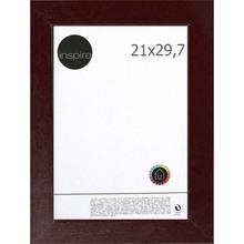 Moldura Pronta Riviera Marrom 21x29,7cm