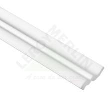 Moldura Teto Diâmetro 11cm 2m 50X40mm Embalagem com 2 Peças Gart
