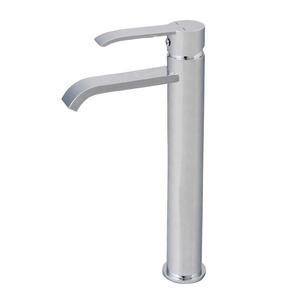 Monocomando para Banheiro Mesa Bica Alta Cromado Kimi Sensea