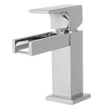 Monocomando para Banheiro Mesa Bica Baixa Cromado Unic Cascata 2875.C90 Deca