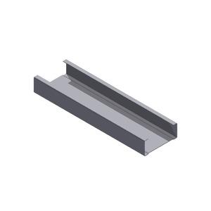 Montante Light Steel Frame 89x41x0,8x3000mm Imecon