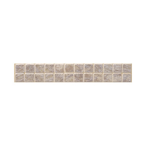 Mosaico 5 x 30 cm Cerâmica Acetinado Essencial Casual Gold Portobello
