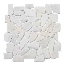 Mosaico Branco 30,5x30,5cm Artens