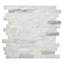 Mosaico Mármore Acetinado Canjiquinha  28x28cm Trento Marmi