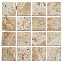 Mosaico Mármore Acetinado Corin 28x28cm Trento Marmi