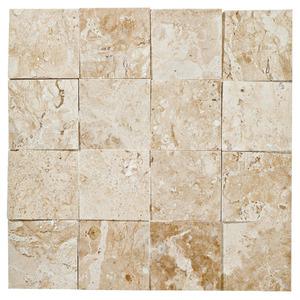 Mosaico Mármore Acetinado Marbella 28x28cm Trento Marmi